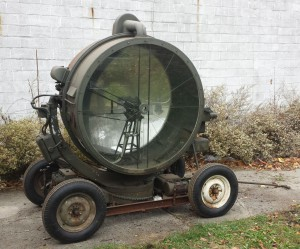 "1942 60"" Sperry Searchlight"
